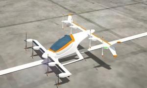 Taxi bay không người lái của Airbus bay thử thành công