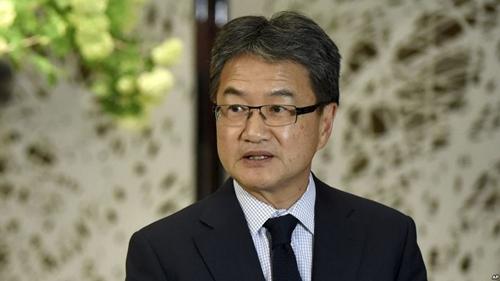Ông Joseph Yun, đặc phái viên Mỹ phụ trách chính sách Triều Tiên. Ảnh: Hankyoreh.