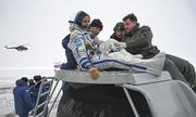 Ba phi hành gia trở lại Trái Đất sau hơn 5 tháng trên ISS
