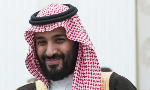 Thái tử Mohammad bin Salman, Bộ trưởng Quốc phòng Arab Saudi. Ảnh: NPR.