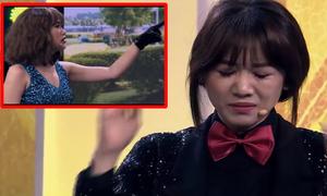 Hari Won choáng váng vì bị bạn gái của chồng đánh ghen
