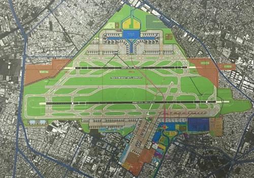 Phương án xây dựng đường băng số 3 và nhà ga hành khách phía bắc sẽlấy gần hết đất sân golf.
