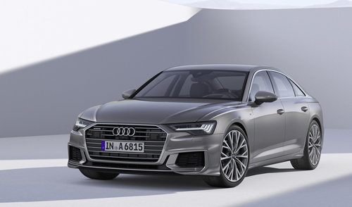Audi A6 2018 ra mắt trước thềm triển lãm Geneva.