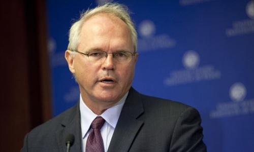 Christopher Hill, cựu đại sứ Mỹ tài Hàn Quốc,