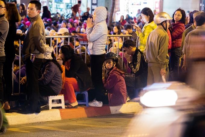 Hàng chục nghìn người dự đại lễ cầu an tại Hà Nội