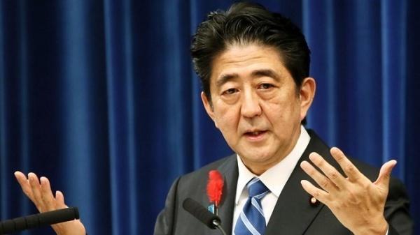 Thủ tướng Nhật Shinzo Abe. Ảnh: