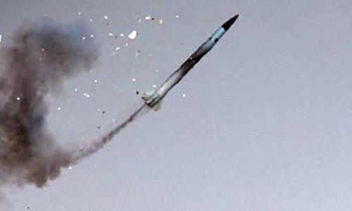 Một tên lửa siêu thanh của Nga. Ảnh:Washington Times.