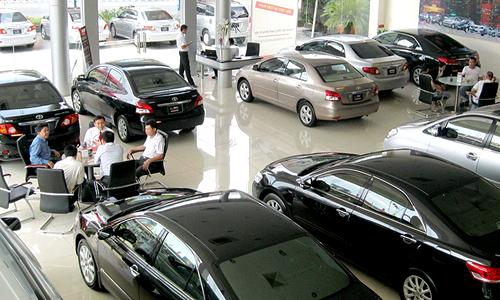 Xe nhập khẩu chưa thể sớm về Việt Nam là cơ hội choxe lắp ráp trong nước.