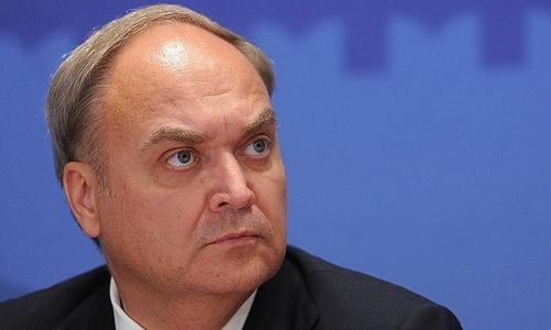 Đại sứ Nga tại Mỹ Anatoly Antonov