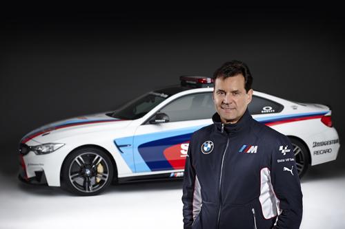 ThomasSchemerap khi còn làm việc ở BMW M Division. Ảnh: Autoevolution.