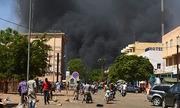Phiến quân nổ súng tấn công thủ đô Burkina Faso