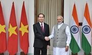 Việt Nam - Ấn Độ đặt mục tiêu thương mại song phương 15 tỷ USD