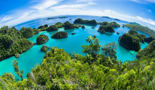 Indonesia là quần đảo lớn nhất thế giới. Ảnh: Cnews24