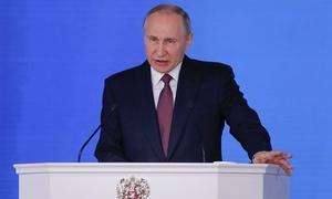 Putin yêu cầu Mỹ nêu bằng chứng Nga can thiệp bầu cử