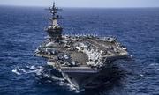 Báo chí quốc tế viết về 'chuyến thăm lịch sử' tới Việt Nam của tàu sân bay Mỹ
