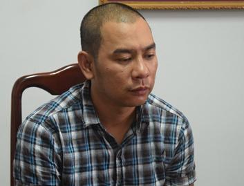 Trương Minh Quang, người cầm đầu đường dây cá độ. Ảnh: Bình Nguyên.