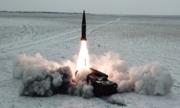 Tên lửa đạn đạo Iskander Nga bắn trúng mục tiêu cách 100 km