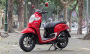 Honda Scoopy 2018 - xe ga nhập giá dưới 50 triệu tại Việt Nam