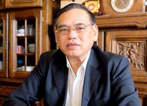 Thiếu tướng Nguyễn Hồng Quân, nguyên Phó viện trưởng Viện chiến lược Quốc phòng (Bộ Quốc phòng). Ảnh: Hoàng Thuỳ