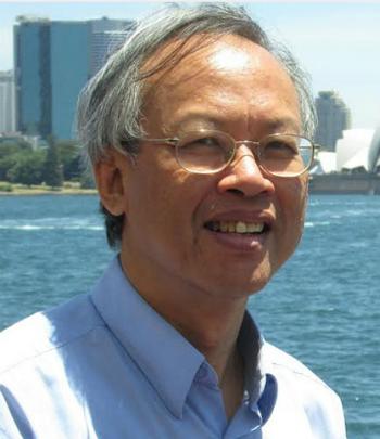 GS Lương Văn Hy. Ảnh: NVCC