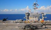 Cuộc sống bên trong 'pháo đài trên biển' USS Carl Vinson