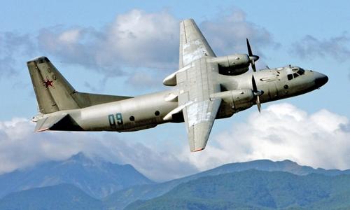 Một phi cơ Antonov An-26 của Nga. Ảnh: Sputnik.