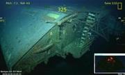 Phát hiện xác tàu sân bay Mỹ sau 7 thập kỷ dưới đáy biển