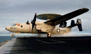 'Mắt thần' E-2C trên tàu sân bay Carl Vinson thăm Việt Nam