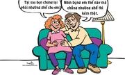 Chồng phẫn nộ vì vợ không được nhường ghế