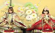 20.000 búp bê khoe sắc mừng ngày hội của bé gái Nhật Bản
