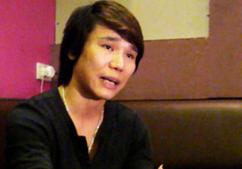 Ca sĩ Châu Việt Cường hiện bị tạm giữ.
