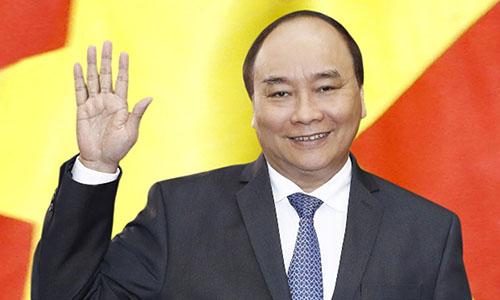 Thủ tướng Việt Nam Nguyễn Xuân Phúc. Ảnh: TTXVN.