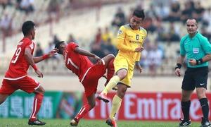 Sông Lam Nghệ An 0-0 Persija