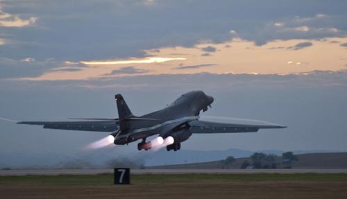 Tu-160 vẫn là oanh tạc cơ chủ lực của Nga hiện nay. Ảnh: Tass.