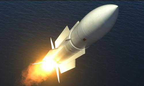 Tên lửa hành trình sẽ rất đắt đỏ nếu lắp động cơ hạt nhân. Ảnh minh họa: Task and Purpose.