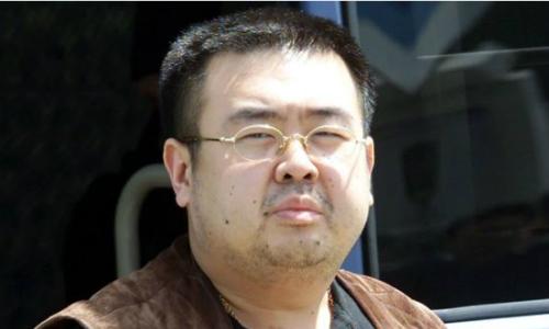 Kim Jong-nam, anh của nhà lãnh đạo Triều Tiên Kim Jong-un. Ảnh: AP.