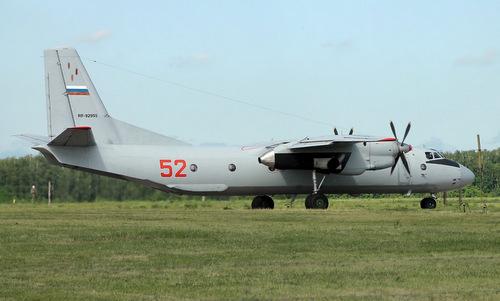 Chiếc An-26 trước ngày xảy ra tai nạn khoảng ba tháng. Ảnh: Jet Photos.