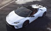 Huracan Performante Spyder giá 309.000 USD tại Mỹ