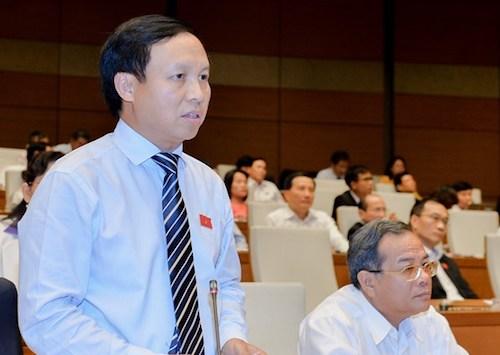 Ông Ngô Đức Mạnh đãnhận nhiệm vụ Đại sứ Đặc mệnh Toàn quyền Việt Nam tại Liên bang Nga từ 18/1/2018. Ảnh: QH