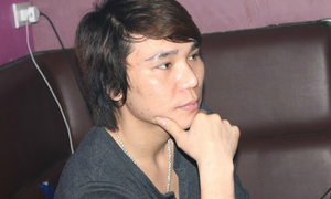 Ca sĩ Châu Việt Cường gây náo loạn trong cơn ảo giác