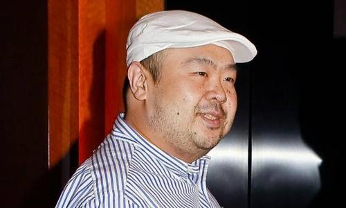 Kim Jong-nam, anh cùng cha khác mẹ của nhà lãnh đạo Triều Tiên Kim Jong-un. Ảnh: AP.