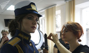 Người đẹp lực lượng vũ trang Nga khoe sắc