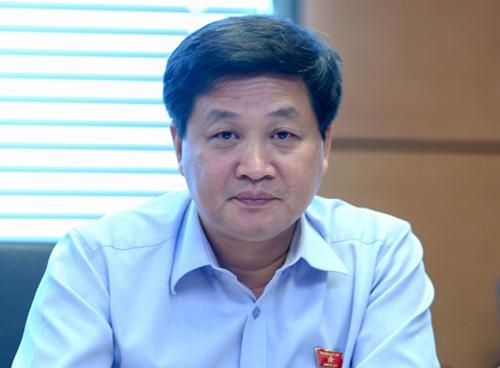 Tổng thanh tra Chính phủ Lê Minh Khái. Ảnh: Q.H