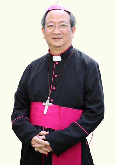 Tổng Giám mục giáo phận Sài Gòn Phaolo Bùi Văn Đọc. Ảnh: Tổng giáo phận TP HCM