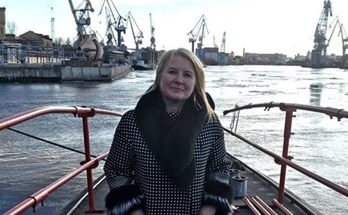 BàLarisa Sergukhina
