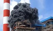 Vụ cháy nhà máy nhiệt điện Duyên Hải 3 gây thiệt hại nặng