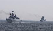 Hạm đội Trung Quốc quay đầu trên đường đến Maldives