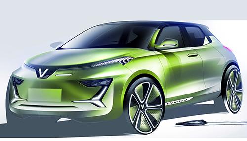 Thiết kế ôtô điện của ItalDesign.