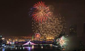 Lễ hội pháo hoa Đà Nẵng sẽ diễn ra trong hai tháng