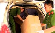Dụng cụ hút ma túy trên ôtô đâm 6 cảnh sát Bình Dương